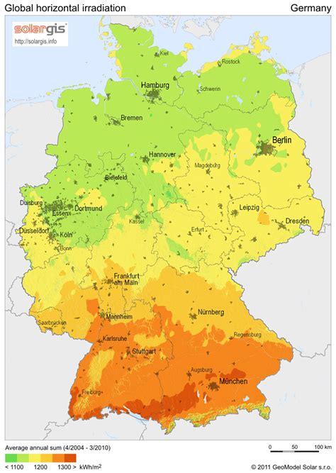 sun map usa solar energy usa vs germany joe wein s