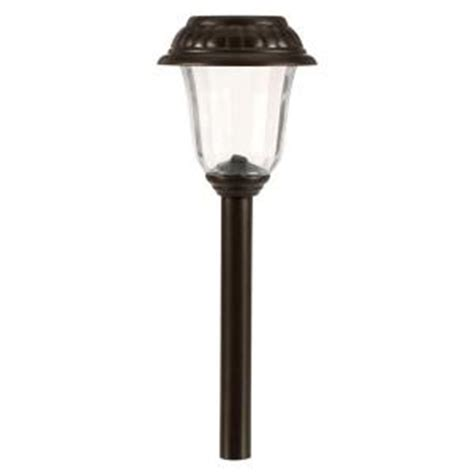 Hton Bay Solar Path Light Hton Bay Open Stock Led Solar Hton Bay Solar Path Light