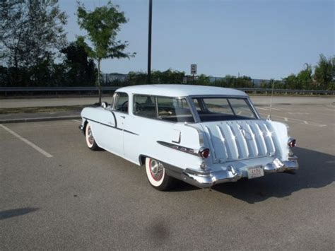 1956 Pontiac Safari Wagon by 1956 Pontiac Safari Wagon Classic Pontiac Other 1956 For