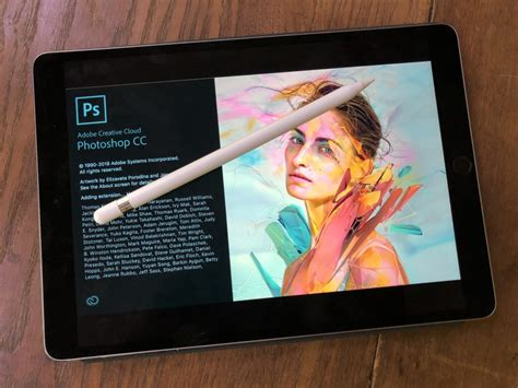 adobe photoshop une version complete pour ipad belgium
