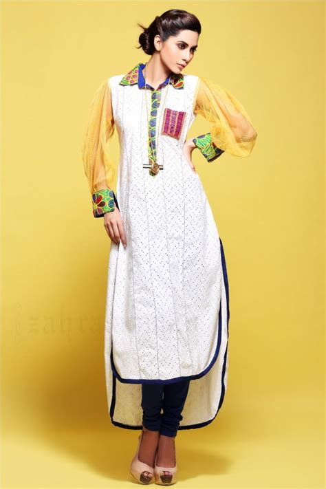 Lala Shirt Dress Point One summer wear salwar kameez designs 2018 for