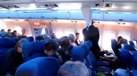 A310 Cabin by Air Transat Airbus A 310 300 Flight