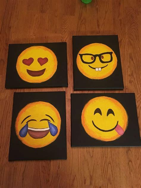 Painting Emoji by Best 25 Emoji Painting Ideas On Emoji Rocks