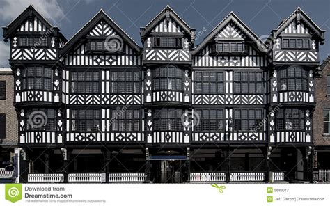 tudor building tudor buildings stock photography image 5683012