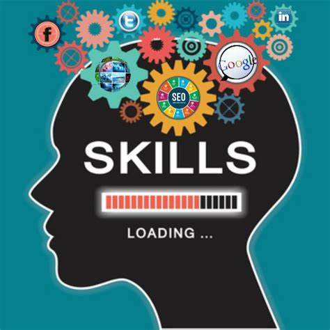 Skill With communication in top eight digital skills needed