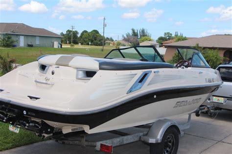 sea doo jet boat 430 hp seadoo utopia 205 se 430 hp 2008 for sale for 18 000