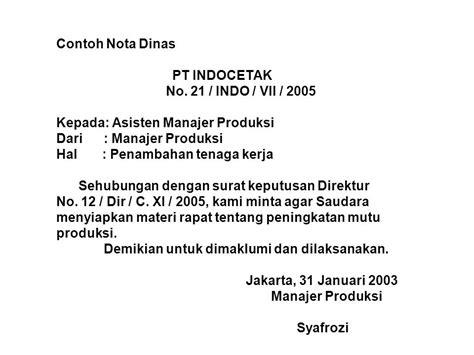 bahasa indonesia surat keluarga dan surat dinas ppt
