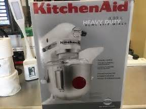 kitchenaid bench mixer electric bench top mixer 250w beater whipping kneading 4