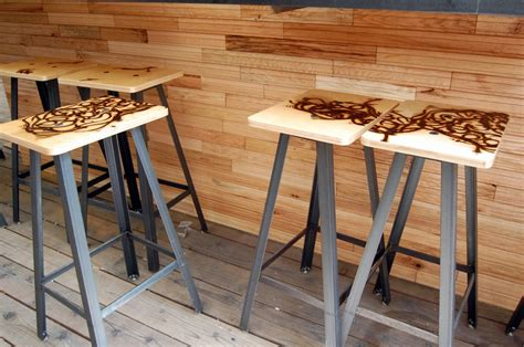 Made Bar Stools home made bar stools plans free