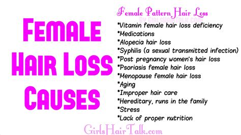 reasons for female pattern hair loss female pattern hair loss causes and treatment options