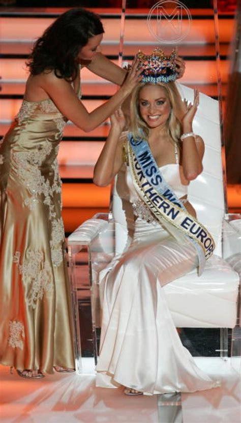 Tatana Kucharova Miss Crowned Miss World 2006 Pageant 2 miss world 2014 contest winners of last ten years