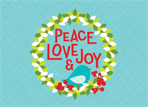 images of love joy and peace peace love joy wreath christmas cards from cardsdirect