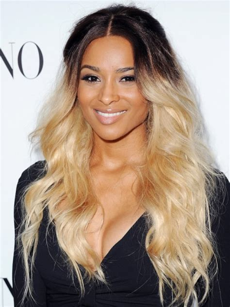black at root of hair trend to try ombre hair blackhairmedia com