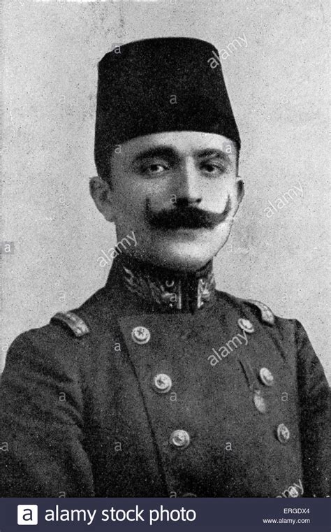 Officier Ottoman by Enver Pacha Portrait Officier De L Arm 233 E Ottomane Et Un