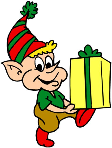 christmas elf pictures clipart best