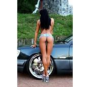 Beauty Babes Hot Cars Wallpapers