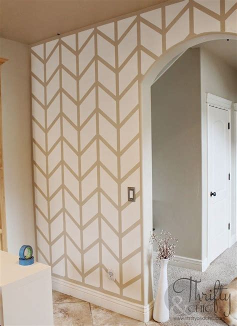 paint on wall best 25 painters tape design ideas on pinterest paint