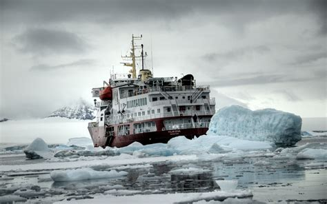 cold waters my ship adventures in the arctic antarctica and atlantic books vehicles ships boats artic sea water frozen cold