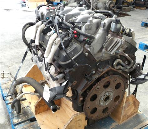 rv chassis parts used chevy vortec 8100 8 1l engine for sale rv gasoline engines used chevy