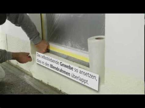 fensterbrett undicht wdvs verarbeitungsrichtlinie nachtr 228 glicher einbau eines