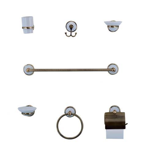 accessori bagno ottone accessori bagno in ottone bronzato duylinh for