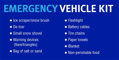8 Tips On Driving Safe In Snow by Emergency Information Safety Tips