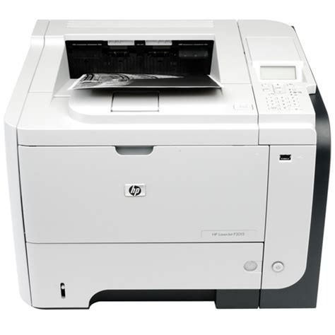 Printer Hp Laserjet P3015 hp laserjet enterprise p3015 a4 mono laser printer