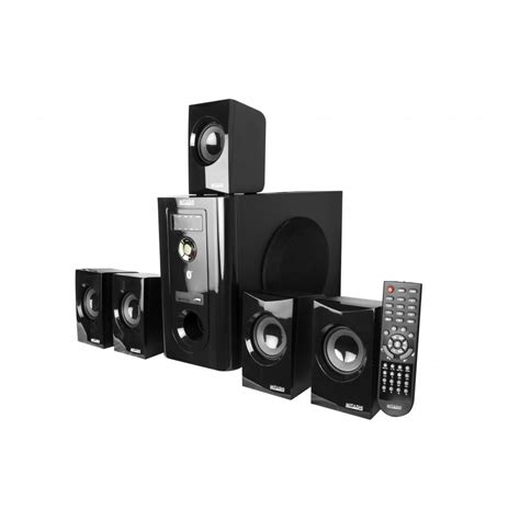 mitashi 5 1 speaker system with bluetooth ht 106bt