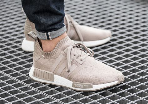 Adidas Nmd Runner Pk R1 Beige Bnib Import Premium Oem Are The Nmd R1 Worth Above Retail Sneakers