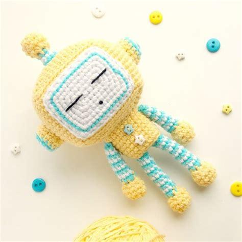 amigurumi cute pattern free cute crochet robot amigurumi pattern amigurumi today