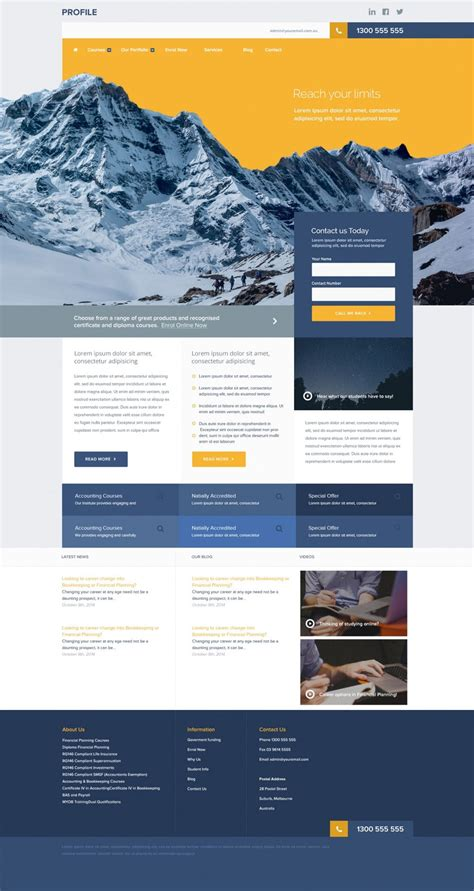 os templates download 586 website templates premium and free