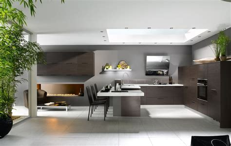Modern Kitchen Interior Design 23 Very Beautiful French Kitchens