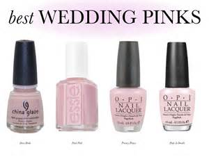 opi wedding colors and the manicure goes to 187 baum events