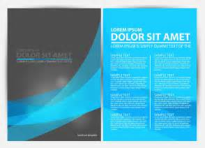 Free Brochure Design Template by 15 Free A4 Brochure Design Psds
