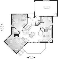 Lakehouse Floor Plans Merryall Modern Lakehouse Home Plan 032d 0514 House