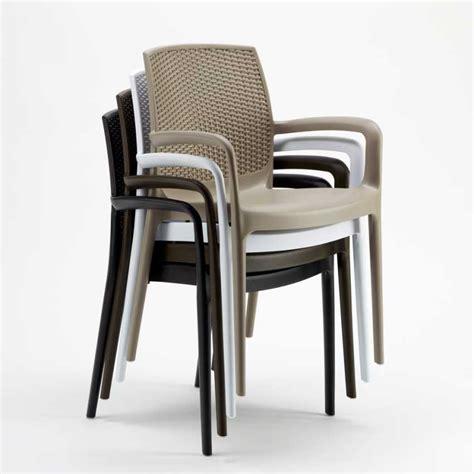 stuhl stapelbar polyrattan stuhl stapelbar mit armlehne f 252 r caf 233