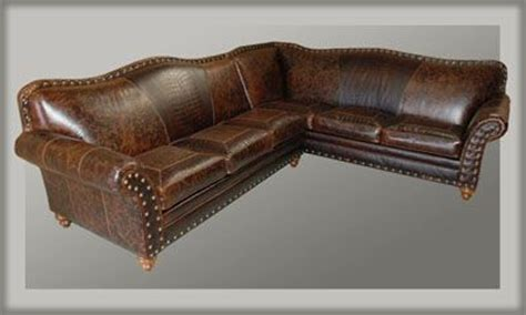 western style sectional sofas stede sectional western sofa western sofas and loveseats furniture pinterest products