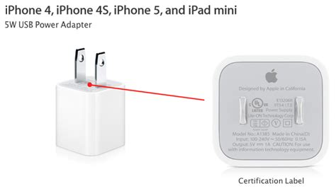 can you use the charger for the iphone can i use an iphone 4s usb power adapter with an iphone 5s