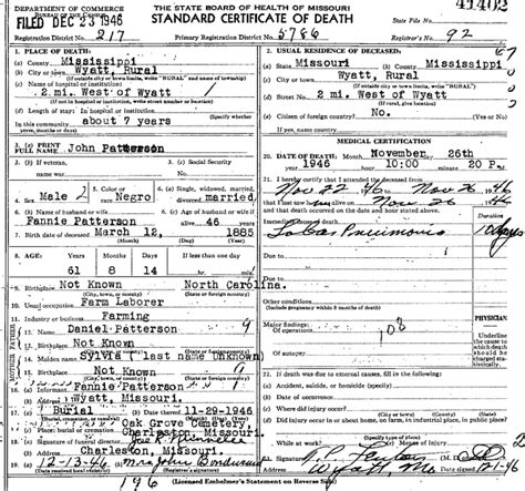 Birth Marriages And Deaths Records American Genealogy Records At Home Births Marriages And Deaths Iaam Center