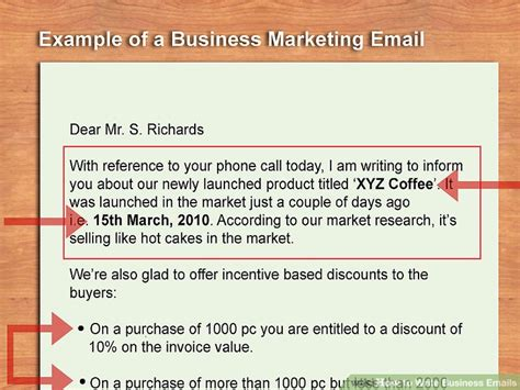 how to write business letter by email 2 easy ways to write business emails wikihow