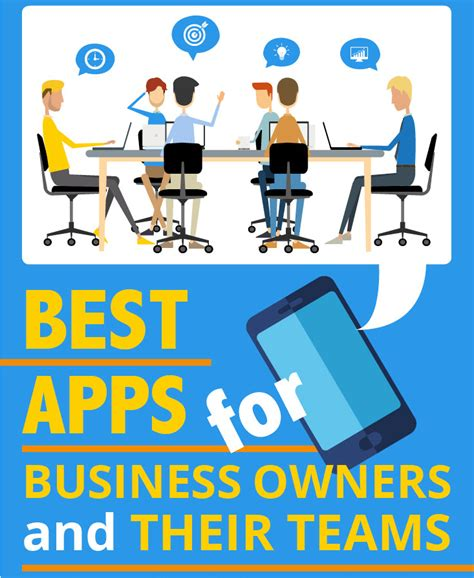 Best Organization Apps by Best Apps For Business Owners And Their Teams