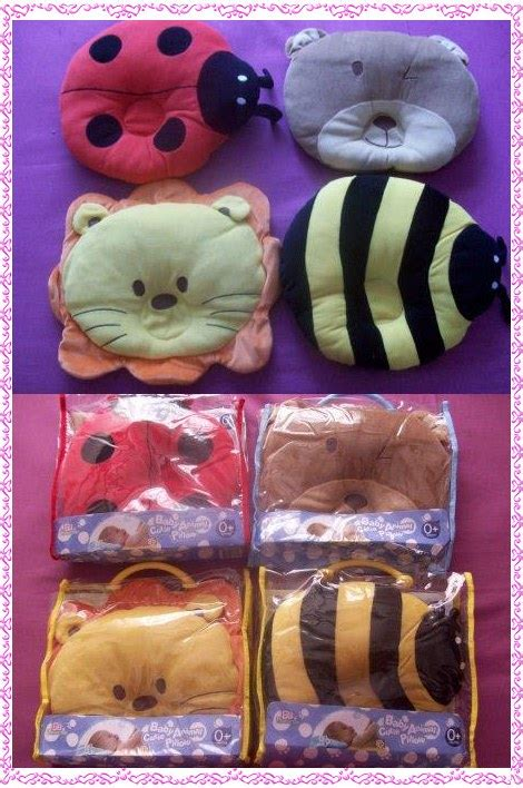 Bantal Bayi Happy babychic shop bantal peyang animal
