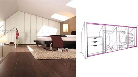 armoire pour chambre mansard馥 meuble pour chambre mansarde trendy with meuble pour