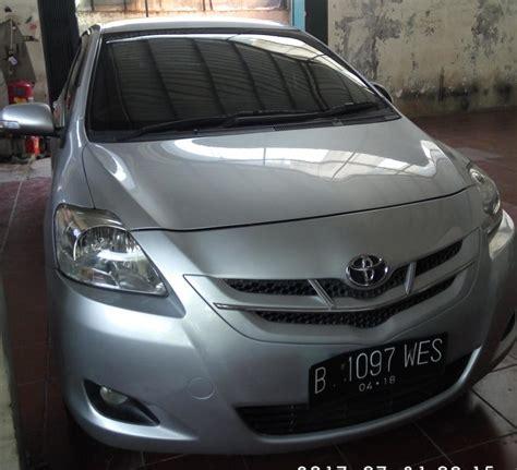 Accu Mobil Toyota Vios dijual mobil sedan vios g at mobilbekas