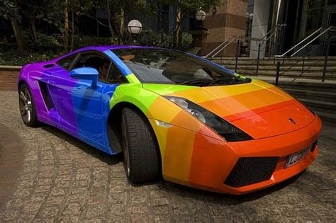 rainbow lamborghini 4131346070 a5dd532335 jpg