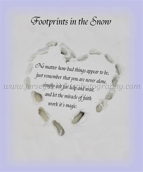 footprints tattoo quotes and sayings quotesgram