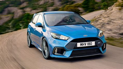 Tuned Focus Rs by 187 Ford Focus Rs Ecu Tuning Is Now Available