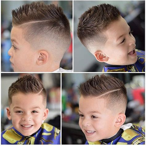 little boys with 50 haircut 50 cute toddler boy haircuts your kids will love