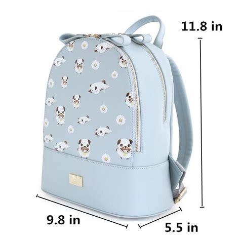pug backpack for pug backpack for blue backpacks pu buytra
