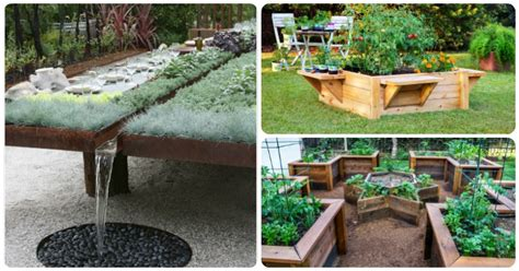 unique raised garden bed ideas look at these 12 unique raised garden bed ideas